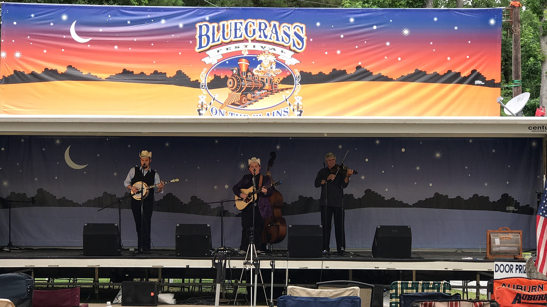 Bluegrass on the Plains